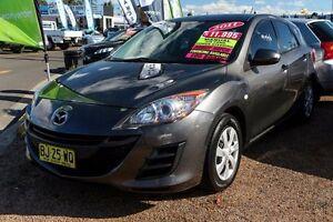 2011 Mazda 3 BL10F1 Neo Hatchback 5dr Man 6sp 2.0i Grey Manual Hatchback Colyton Penrith Area Preview
