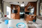 U3893 Winnebago Esperance Electric Drop Down Bed Model Penrith Penrith Area Preview