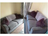 2&3 seater sofa 5 months old pet&snole free home ex condition