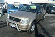 2006 Holden Rodeo RA MY06 Upgrade LT Gold 4 Speed Automatic Crew Cab Pickup Bayswater North Maroondah Area Preview