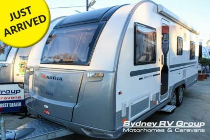 AD110 Adria Adora 612DP Stunning & Spacious Layout With Sky-Roof! Penrith Penrith Area Preview
