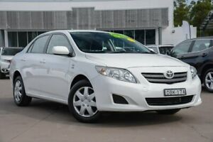 2007 Toyota Corolla ZRE152R Ascent White 4 Speed Automatic Sedan McGraths Hill Hawkesbury Area Preview