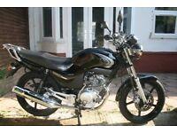 Yamaha YBR 125 - 2007 £1,150 (ono)