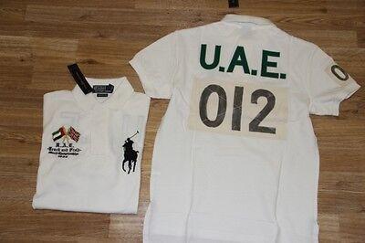 Ralph Lauren Men Shirt Dubai UAE Big Pony XLarge  XL  Custom-Fit RL Olympic