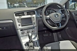 2016 Volkswagen Golf VII MY16 92TSI DSG Silver 7 Speed Sports Automatic Dual Clutch Hatchback Launceston Launceston Area Preview