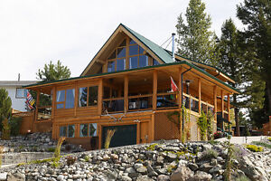 LOGAN LAKE LOG CABIN BED & BREAKFAST ACCOMMODATIONS
