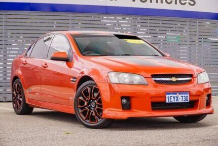 2007 Holden Commodore VE SS Orange 6 Speed Sports Automatic Sedan Maddington Gosnells Area Preview