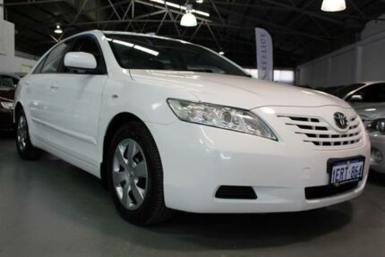 2007 Toyota Camry ACV40R Altise White 5 Speed Automatic Sedan Victoria Park Victoria Park Area Preview