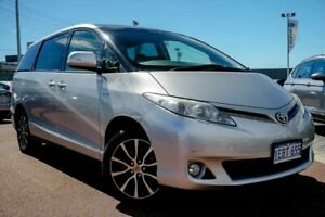 2012 Toyota Tarago GSR50R MY09 Ultima Billet Silver 6 Speed Sports Automatic Wagon Osborne Park Stirling Area Preview