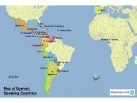 Spanish Speaking World (Spanish private classes)