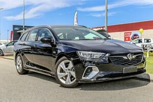 2018 Holden Commodore ZB MY18 RS Sportwagon Black 9 Speed Sports Automatic Wagon Rockingham Rockingham Area Preview