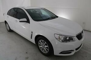 2016 Holden Commodore VF II MY16 Evoke White 6 Speed Sports Automatic Sedan Hamilton North Newcastle Area Preview