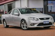 2009 Ford Falcon FG XR8 Ute Super Cab Silver 6 Speed Sports Automatic Utility Glendalough Stirling Area Preview