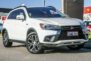 2018 Mitsubishi ASX XC MY18 LS 2WD White 6 Speed Constant Variable Wagon Rockingham Rockingham Area Preview