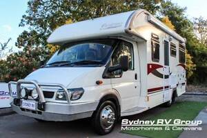 U3489 Sunliner Ford Transit EuroTrans Great Model - Immaculate! Penrith Penrith Area Preview