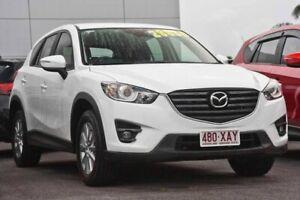 2017 Mazda CX-5 KE Series 2 Maxx Sport Grey Sports Automatic Capalaba Brisbane South East Preview
