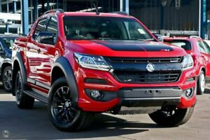 2019 Holden Colorado RG MY20 Z71 Pickup Crew Cab Red 6 Speed Sports Automatic Utility Belconnen Belconnen Area Preview