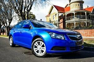 2010 Holden Cruze JG CD Blue 6 Speed Sports Automatic Sedan Medindie Walkerville Area Preview