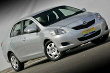 2009 Toyota Yaris NCP93R MY09 YRS Silver 4 Speed Automatic Sedan Ferntree Gully Knox Area Preview