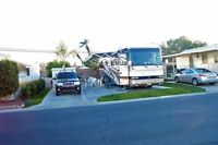 RV Lot INDIO CA - Palm Springs Valley