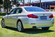 2012 BMW 528I F10 MY0911 Steptronic Silver 8 Speed Sports Automatic Sedan Victoria Park Victoria Park Area Preview