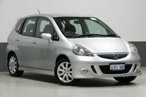 2007 Honda Jazz MY06 VTi-S Silver 5 Speed Manual Hatchback