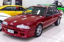 1988 Holden Commodore Berlina Burgundy 3 Speed Automatic Sedan Carss Park Kogarah Area Preview