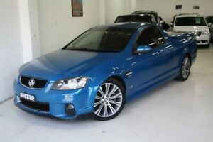 2012 Holden Ute VE II MY12 SS Blue 6 Speed Sports Automatic Utility Castle Hill The Hills District Preview