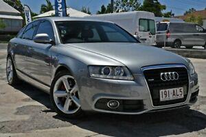 2010 Audi A6 4F MY10 Tiptronic Quattro Grey 6 Speed Sports Automatic Sedan