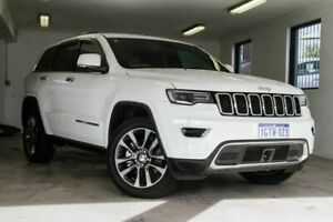 2018 Jeep Grand Cherokee WK MY18 Limited White 8 Speed Sports Automatic Wagon Rockingham Rockingham Area Preview