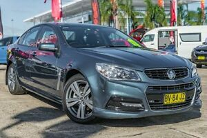2013 Holden Commodore VF MY14 SV6 Blue 6 Speed Sports Automatic Sedan Blacktown Blacktown Area Preview