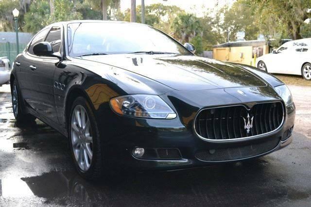 Image 5 Voiture American used Maserati Quattroporte 2011