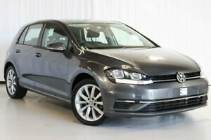 2017 Volkswagen Golf 7.5 MY18 110TSI DSG Comfortline Grey 7 Speed Sports Automatic Dual Clutch Wangara Wanneroo Area Preview