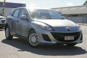 2010 Mazda 3 BL10F1 Neo Activematic Aluminium 5 Speed Sports Automatic Hatchback Rocklea Brisbane South West Preview