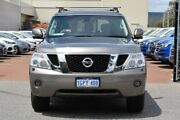 2013 Nissan Patrol Y62 TI-L Gold 7 Speed Sports Automatic Wagon Gosnells Gosnells Area Preview