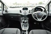 2013 Ford Fiesta WZ Trend PwrShift Silver 6 Speed Sports Automatic Dual Clutch Hatchback Ingle Farm Salisbury Area Preview