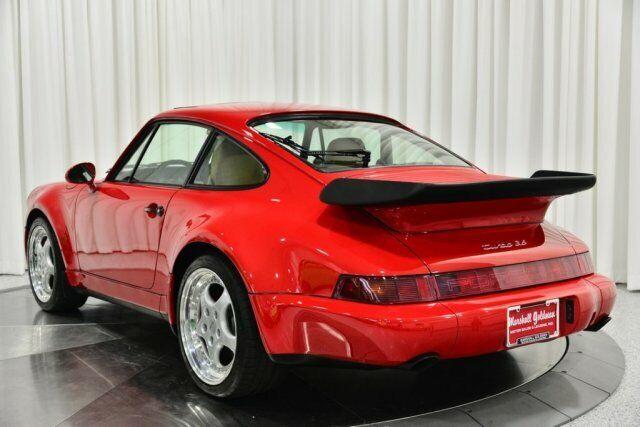 Image 10 Coche Americano usado Porsche 911 1994