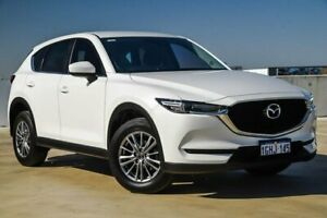 2017 Mazda CX-5 KE1072 Maxx SKYACTIV-Drive FWD Sport White 6 Speed Sports Automatic Wagon Osborne Park Stirling Area Preview