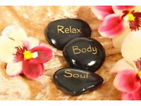 Relax, Revive and unwind with a full body massage from qualified ebony beauty therapist