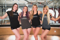 Take Pole Fitness Classes in Downtown Kingston