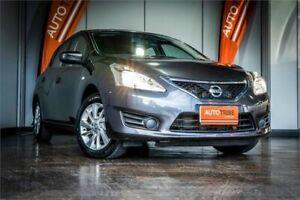 2013 Nissan Pulsar C12 ST Grey 1 Speed Constant Variable Hatchback