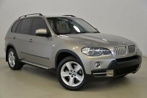 2008 BMW X5 E70 MY09 xDrive35d Steptronic Bronze 6 Speed Sports Automatic Wagon Mansfield Brisbane South East Preview
