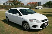2012 Ford Mondeo MC LX PwrShift TDCi White 6 Speed Sports Automatic Dual Clutch Hatchback Townsville 4810 Townsville City Preview