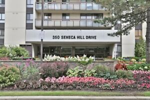 Don Mills & Finch Large 3 Bedroom
