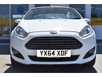 BAD CREDIT CAR FINANCE AVAILABLE 2014 64 FORD FIESTA 1.2 ZETEC