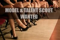 MODEL SCOUT NEEDED! PAID!