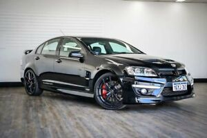2013 Holden Special Vehicles ClubSport E Series 3 MY12.5 R8 Black 6 Speed Manual Sedan