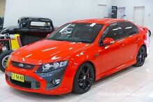 2012 FPV F6 FG MK2 F6 Vixen 6 Speed Auto Seq Sportshift Sedan Carss Park Kogarah Area Preview