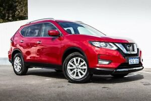 2017 Nissan X-Trail T32 ST-L X-tronic 4WD Red 7 Speed Constant Variable Wagon Maddington Gosnells Area Preview