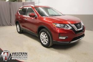 2018 Nissan Rogue SV TECH - ONE OWNER - LOW KMs - WARRANTY